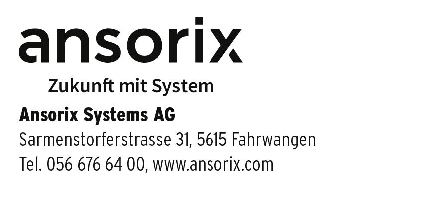 Ansorix AG
