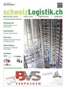 schweizLogistik.ch Ausgabe 1/17